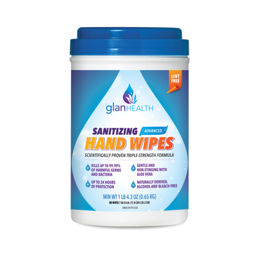 Natural Sanitizing Wipes